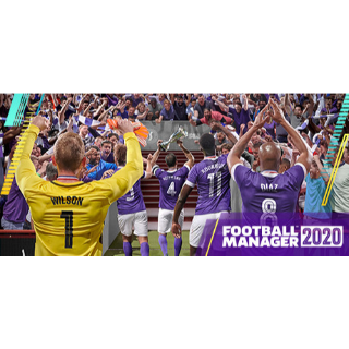 Football Manager 2020 Steam Key