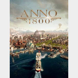 Anno 1800 Uplay key