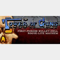 Tower of Guns Steam Key