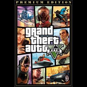 Grand Theft Auto V: Premium Edition  (use code FCF5WLXX to save 5 dollar)