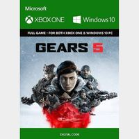 Gear 5 (Xbox One) Xbox Live Key UNITED STATES ((use code TUESDAY20 to save 3 dollar))