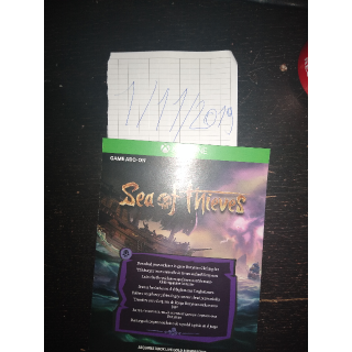 Sea Of Thieves Ferryman Set Code