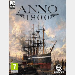 Anno 1800 (PC) - Ubisoft Connect Key - GLOBAL