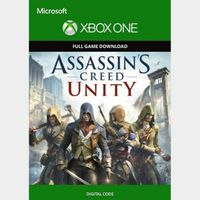 Assassin's Creed Unity Edition Xbox One Key Global