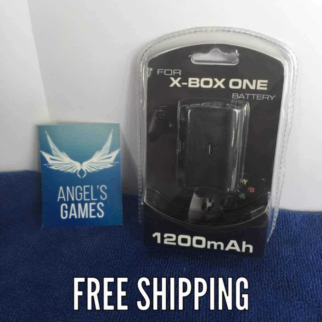 1 Xbox One 1200 mAh rechargeable battery - Controllers