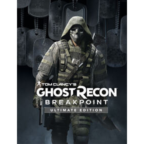 Uplay Ultimate Edition Ghost Recon Breakpoint ( GLOBAL )