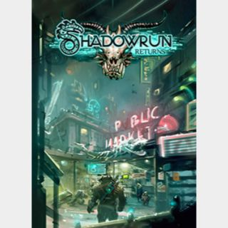 Shadowrun Returns Deluxe (steam)