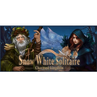 Snow White Solitaire Charmed Kingdom