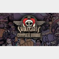 Skullgirls Complete Bundle (Skullgirls Base Game + Skullgirls 2nd Encore Upgrade)[Steam]