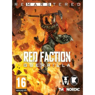 Red Faction Guerrilla Re-Mars-tered INSTANT GLOBAL STEAM