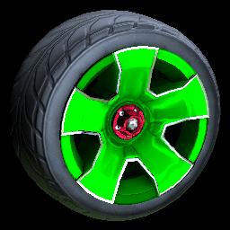 Fireplug | Forest Green (Striker)