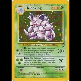 Nidoking (Base Set 2)