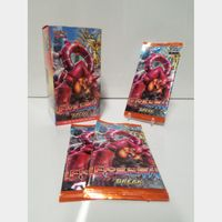 2 Korean Explosive Fighter Booster Packs