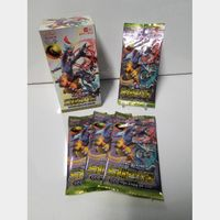 3 Korean Dragon Storm Booster Packs