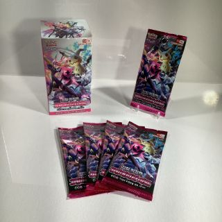 4 Korean Fairy Rise Booster Packs