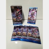 4 Korean Alola Moonlight Booster Packs