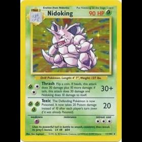 Nidoking (Base Set 1)