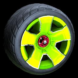 Fireplug | Lime (Paragon)