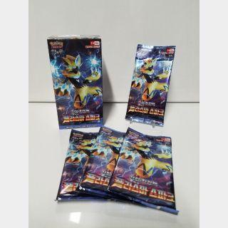 3 Korean Plasma Spark Booster Packs