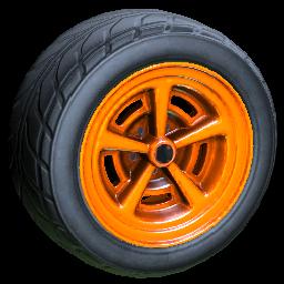 Veloce   Orange (Exotic)