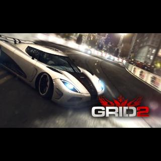 GRID 2 STEAM GAME KEY