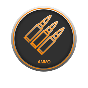 Ammo | 25K .50 Cal rounds