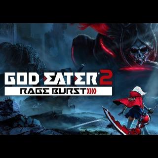 GOD EATER 2: Rage Burst Steam Key