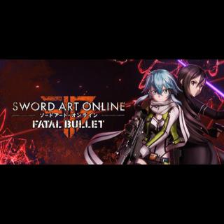 Sword Art Online: Fatal Bullet Steam Key