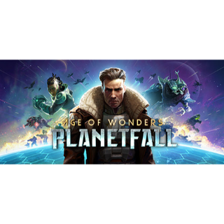Age of Wonders: Planetfall Steam Key (Instant Delivery)