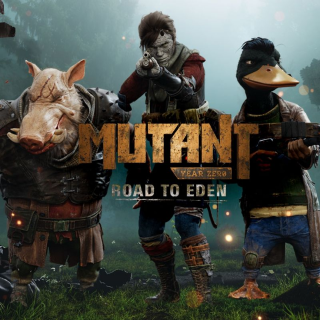 Mutant Year Zero: Road to Eden |STEAM KEY|GLOBAL|FAST DELIVERY|