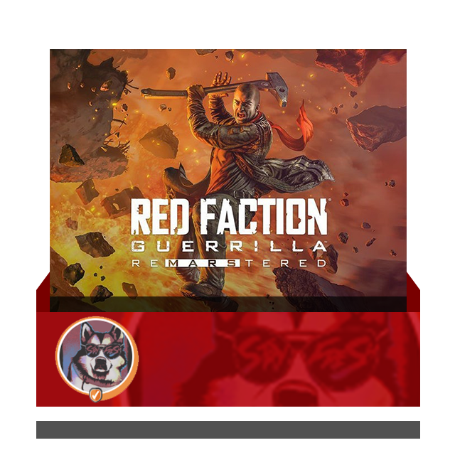 Red Faction Guerrilla Re-Mars-tered |STEAM KEY|GLOBAL|FAST DELIVERY|