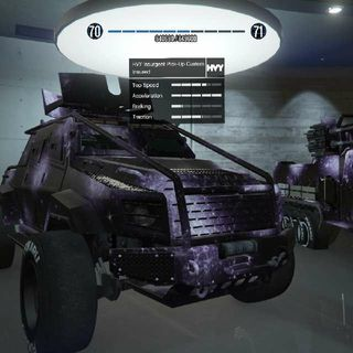 Vehicle | Galaxy Insurgent
