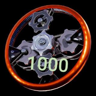 Efficient Mechanical Parts | 1000x