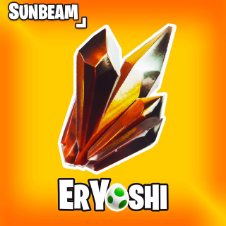 Sunbeam Crystal | 5 000x