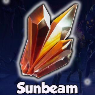 Sunbeam Crystal | 1 000x