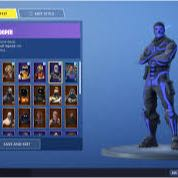 Fortnite Renegade raider acc/ super stacked