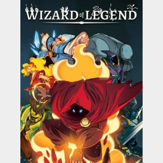 🧙 Wizard of Legend  [ ⚡ Instant Delivery ⚡ ]