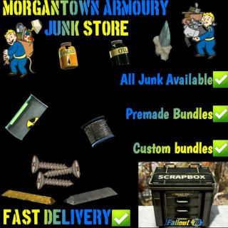 Junk   📦Morgantown Junk Store