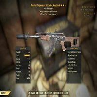Weapon   Bloodied LD/25 Handmade