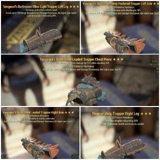 Apparel | Vanguard Trapper Set