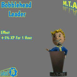 Plan | 250 Leader bobbleheads