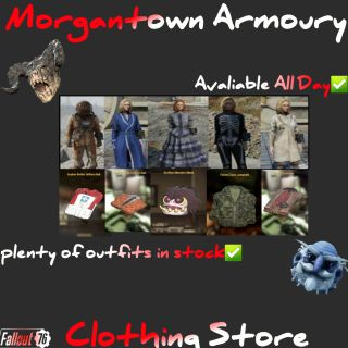 Apparel   👕Morgans Outfit Store👚