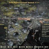 Weapon   Legacy Double E/FR