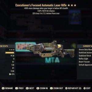 Weapon | exec 33 Lvc Laser