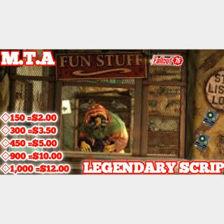Other   🔴MTA SCRIP STORE