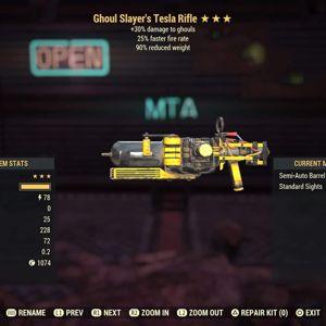 Weapon | GS Ffr 90rw Tesla
