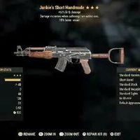 Weapon   Junkies LD/FR Handmade