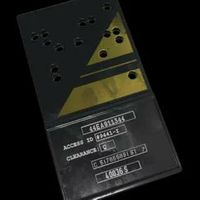 Other   10 Nuclear Keycards