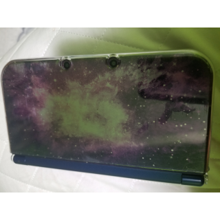New Nintendo 3DS Galaxy Edition