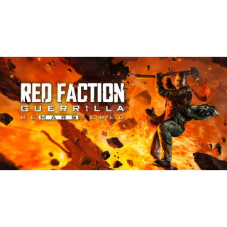Red Faction Guerrilla Re-Mars-tered (Instant Delivery)